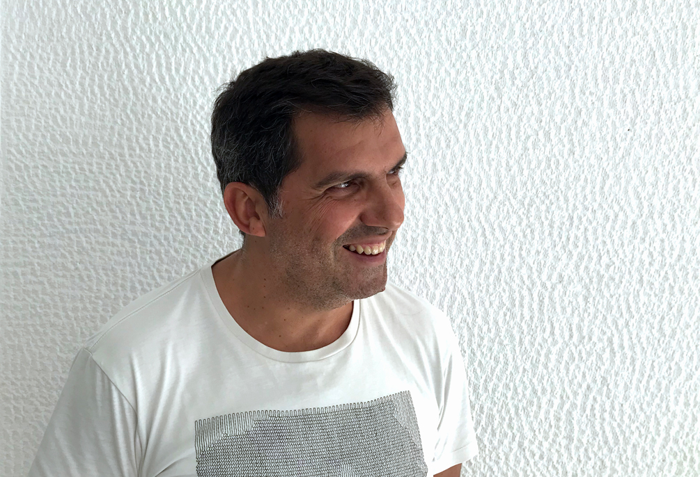 S & Team - Meet Evaggelos Spiliopoulos, S & Team's Founder & Creative Director